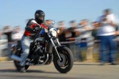 Участвовать в гонке мотора стоковая фотография