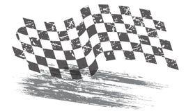 участвовать в гонке предпосылки Стоковая Фотография RF