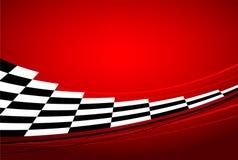 участвовать в гонке предпосылки Стоковое Изображение RF