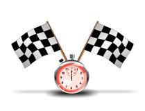 участвовать в гонке секундомер бесплатная иллюстрация
