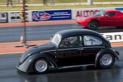 участвовать в гонке сопротивления автомобиля электрический Стоковые Изображения