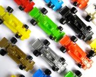 участвовать в гонке Формула-1 автомобиля f1 Стоковые Изображения RF