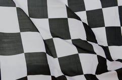 Участвовать в гонке флаг Стоковое Изображение