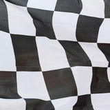 Участвовать в гонке флаг Стоковая Фотография