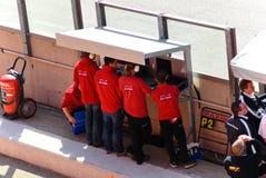 участвовать в гонке стоковое фото rf