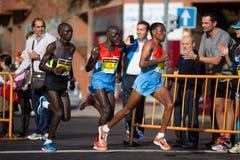 Участвовать в гонке Стоковое Фото