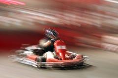 участвовать в гонке kart ii Стоковые Фотографии RF