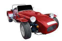участвовать в гонке oldtimer автомобиля Стоковое Изображение