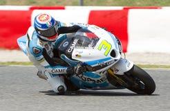 Участвовать в гонке Simone Corsi стоковое фото rf