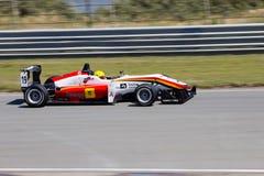 участвовать в гонке zandvoort Стоковое Изображение RF
