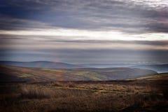 участки земли yorkshire стоковое изображение