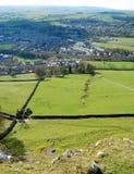 участки земли yorkshire Стоковые Фотографии RF