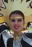 Участник carnival-6 Стоковые Изображения