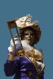 Участник carnival-9 Стоковое Изображение