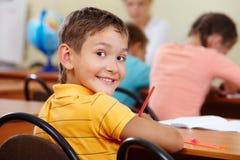 учащийся моложавое Стоковое Изображение RF