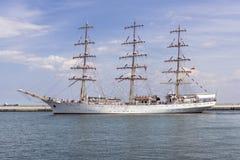 Учебное судно ветрила Стоковое Изображение RF