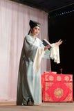 Ученый, тишины тайваньской оперы jinyuliangyuan стоковое изображение
