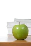 учителя стола яблока Стоковые Фото