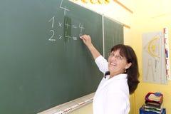 Учитель Стоковая Фотография RF