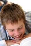 учить пола мальчика Стоковое Изображение RF