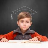 Учить ребенка Стоковая Фотография