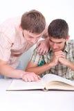 учить студентов 2 Стоковая Фотография RF