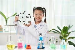 учить химии Стоковые Фото