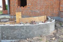 Учреждение здания для террасы патио дома Стоковые Фотографии RF