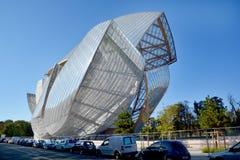 Учреждение Louis Vuitton Стоковое фото RF