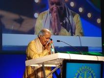 Учёный муж Hari Prasad Chaurasia Стоковая Фотография