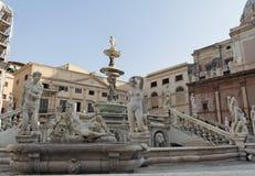ушат pretoria аркады фонтана ванны стоковая фотография rf