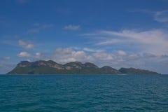 ушивальник национального парка ang морской Стоковое Изображение