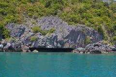 ушивальник национального парка ang морской Стоковые Изображения RF