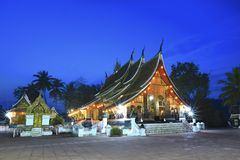 Ушивальник xiang Wat Стоковое Изображение RF