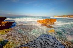Ущелье Виктория Австралия Ard озера Стоковые Изображения