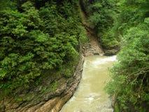 Ущелье Гуама, Россия Стоковое Фото
