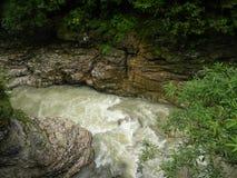 Ущелье Гуама, Россия Стоковое Изображение