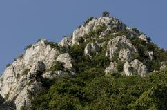 Ущелье Дуная в Сербии Стоковые Фото
