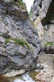 Ущелье Bicaz Стоковая Фотография RF