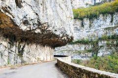 Ущелье de Ла Bourne Стоковое Фото