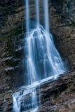 Ущелье Tianshui воды Хубэй Zigui Three Gorges бамбуковое Стоковое Фото