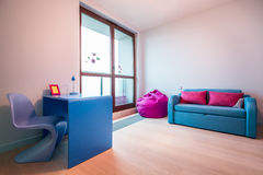 Уютная комната детей стоковые изображения