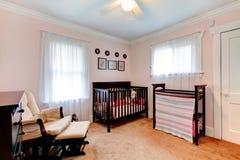 Уютная комната питомника стоковое изображение rf