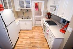 уютная кухня Стоковое Изображение