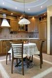 уютная кухня 3 Стоковые Изображения