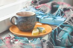 Уютное утро дома Стоковое Изображение