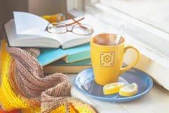 Уютное утро дома Стоковые Фотографии RF
