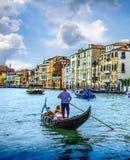 Уютные дворы Венеции стоковое фото rf