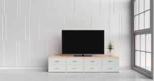 Уютный внутренний дизайн комнаты Стоковое Изображение RF