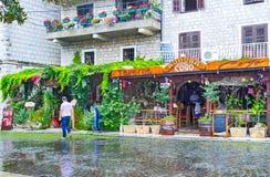 Уютный ресторан Стоковое фото RF